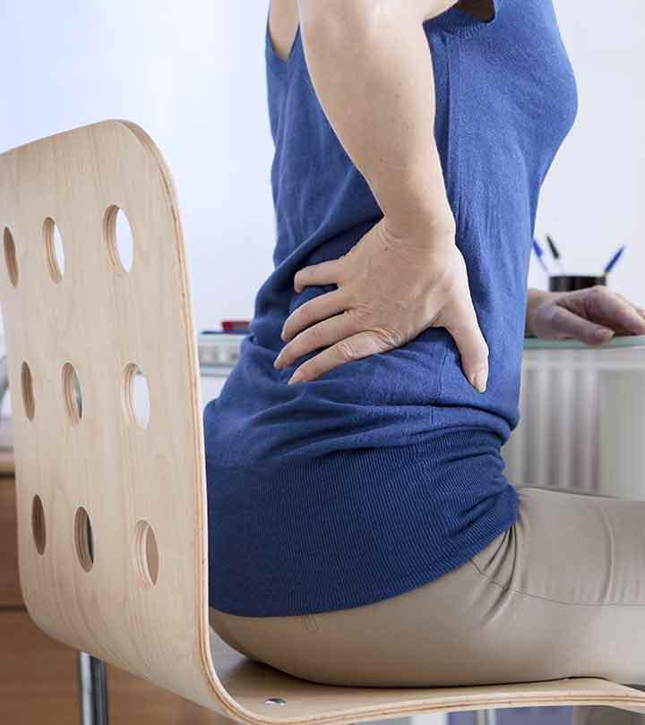 Біль в області куприка: причини і лікування
