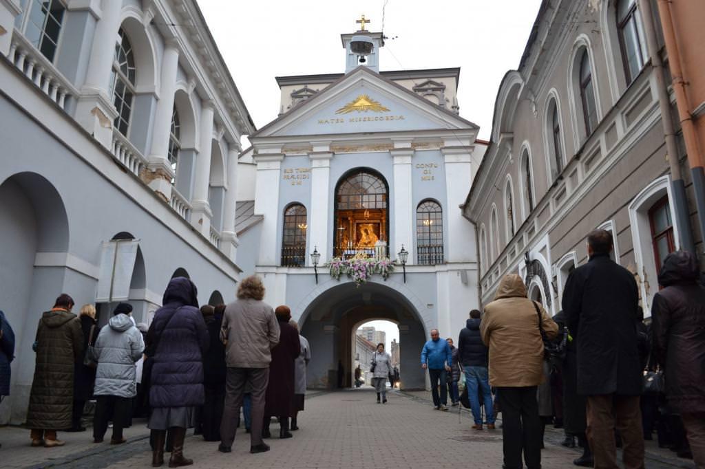 Памятки Вільнюса. Особливості міста, історія та цікаві факти