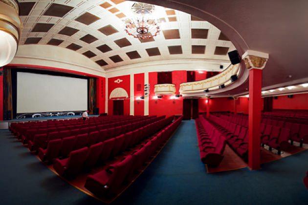 Історичні кінотеатри на Невському