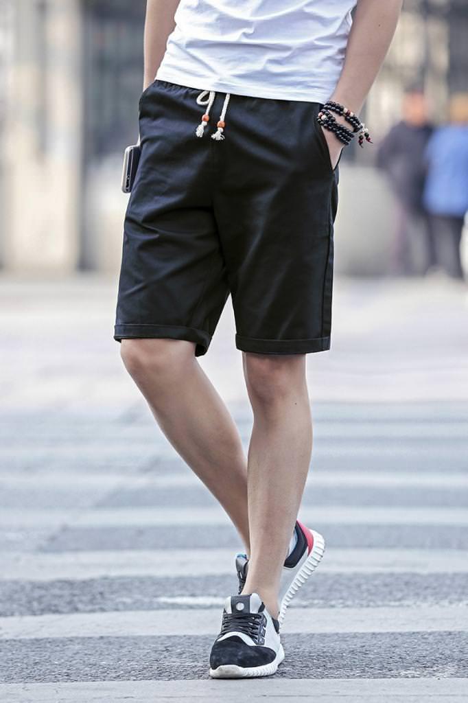 Бриджі чоловічі послужать більш консервативною заміною шортів. Коли в літню  спеку належить відвідати захід 0172ee535ab6d