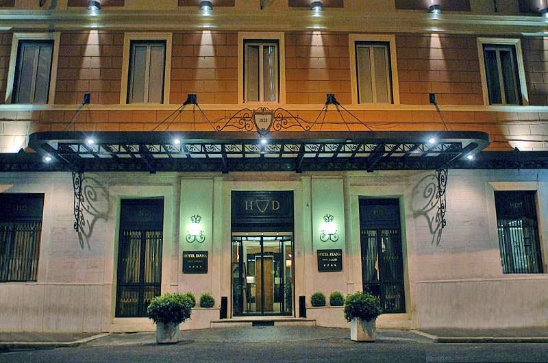 Кращі готелі Риму в Італії: фото та відгуки туристів
