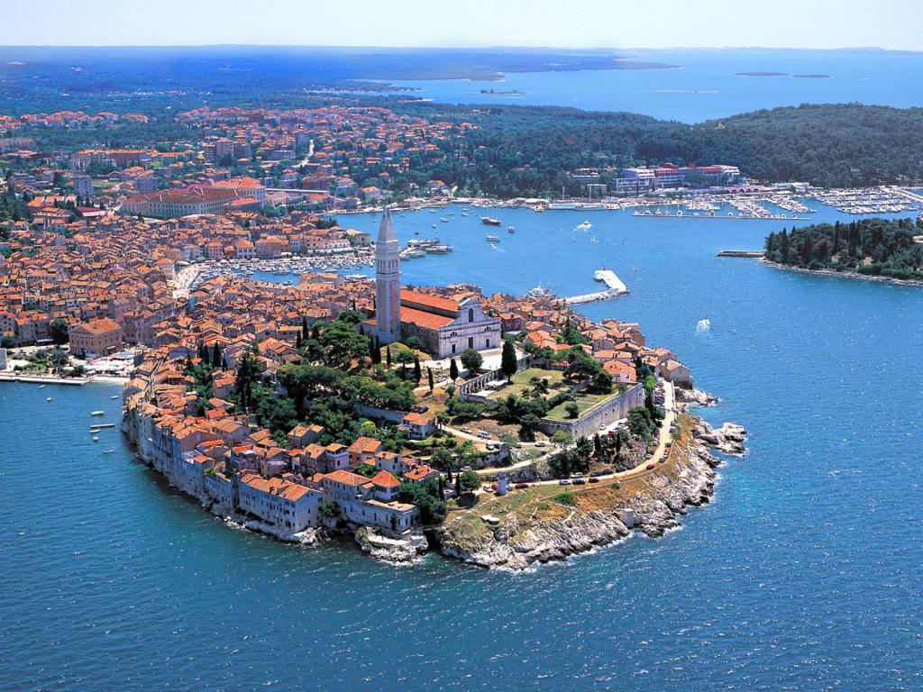 Столиця Хорватії. Туристичні визначні памятки Хорватії