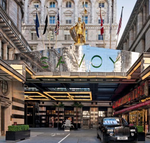 Кращі готелі Лондона: опис та фото