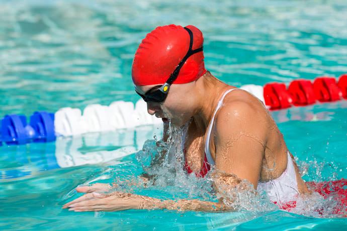 Стилі плавання: фото та опис