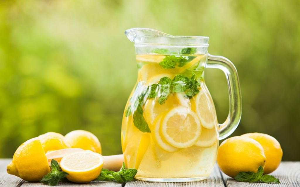 Домашній лимонад: рецепт з фото