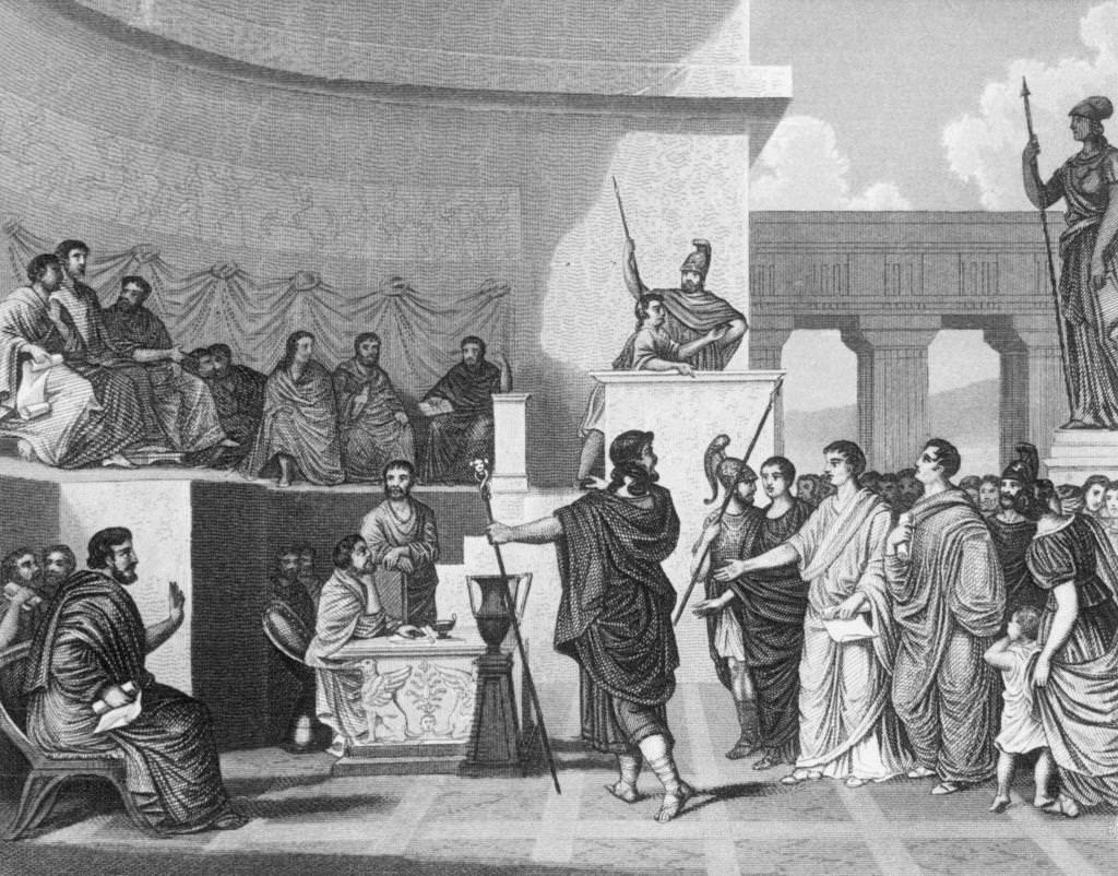 Що таке сенат: визначення, функції, історія