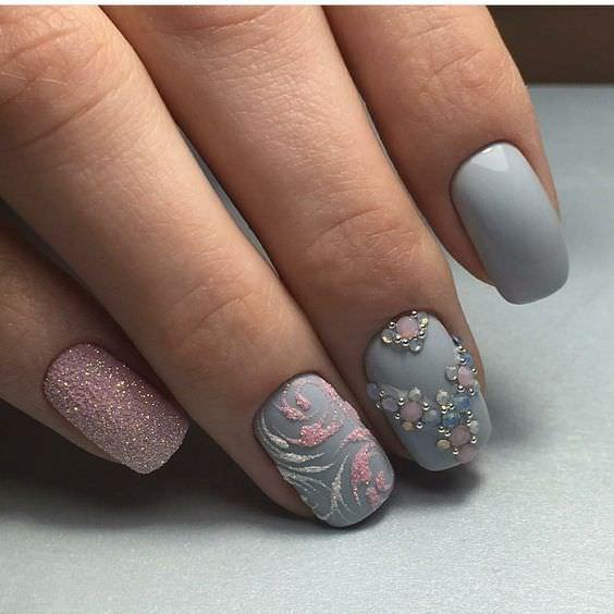 Манікюр на коротких нігтях: ідеї, покрокові інструкції, фото