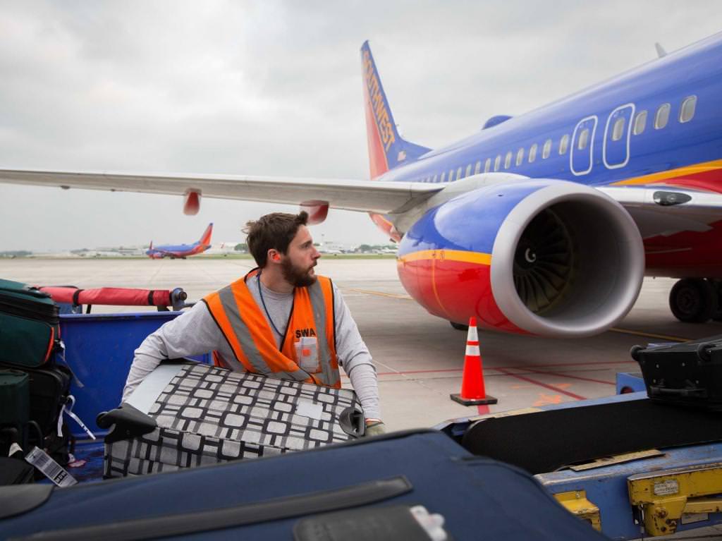 Основні правила перевезення багажу в літаку