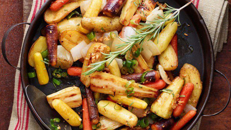 Низькокалорійні страви: рецепти з фото