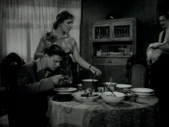 Фільм «Нічний патруль» (1957). Актори-виконавці головних ролей