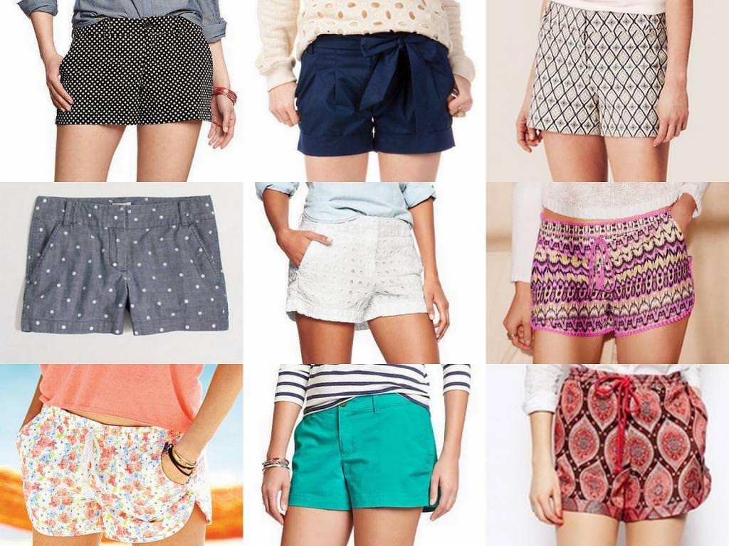 Літні шорти для дорослих і дітей: моделі, вибір