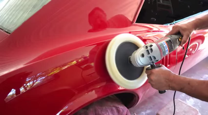 Полірувальні пасти для автомобіля: види, призначення