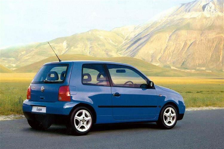 Volkswagen Lupo: історія, технічні характеристики, відгуки