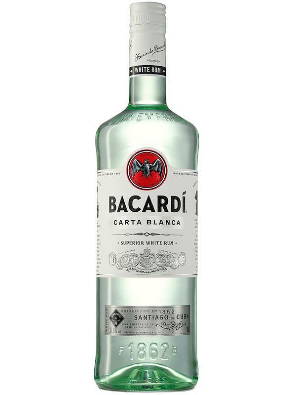 Як вживати ром Бакарді різних видів?
