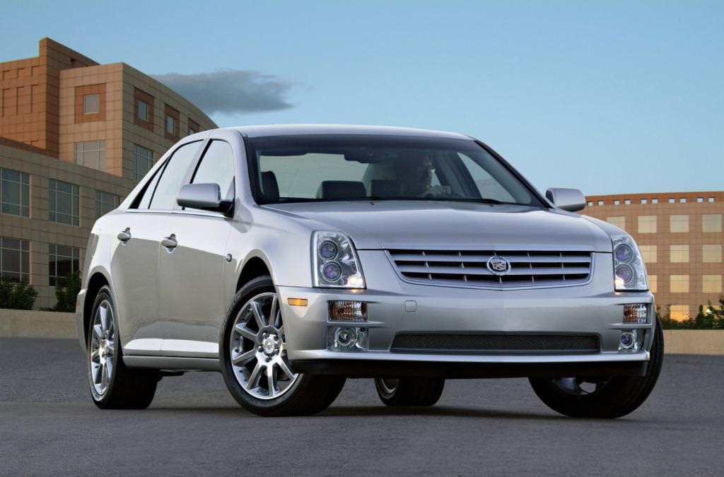 Cadillac STS: опис, характеристики, відгуки