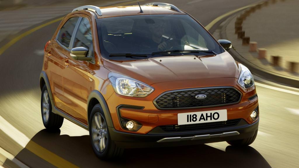 Ford Ka: переваги та недоліки