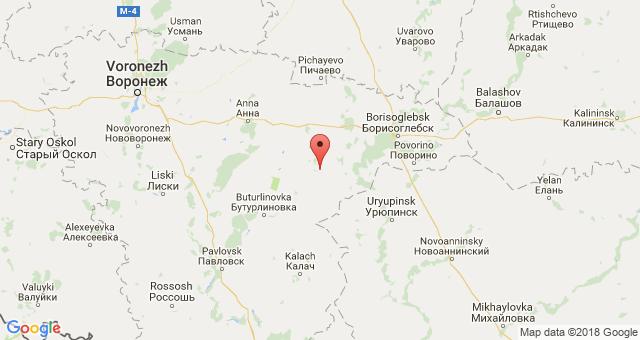 Елань-Коліно Воронезької області: де знаходиться і як дістатися