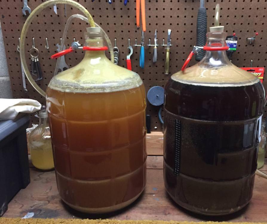 Бродіння пива: перше і вторинне, температура і терміни бродіння