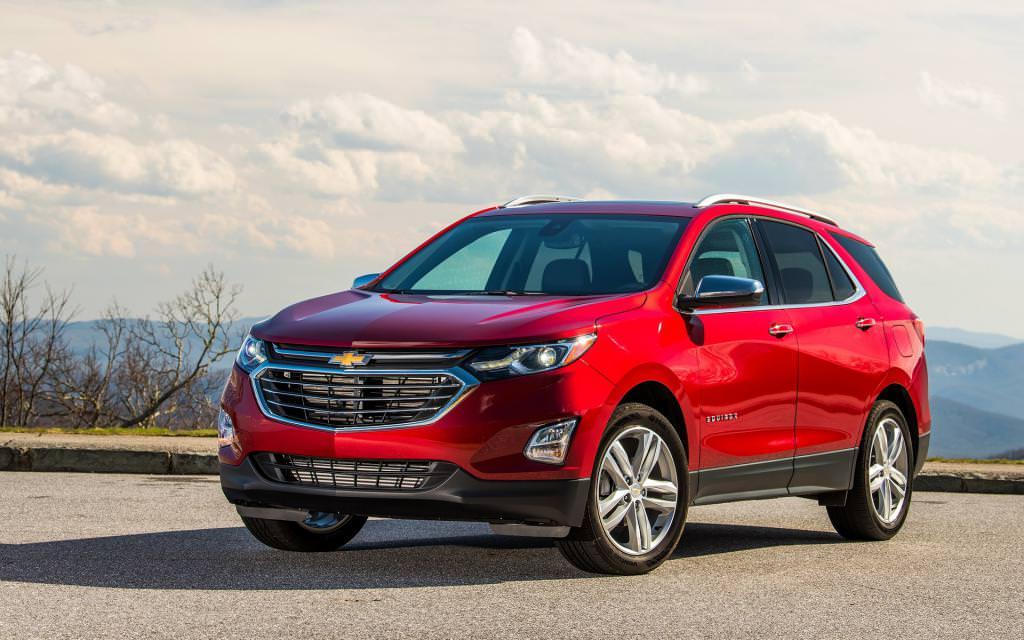 Chevrolet Equinox: короткий огляд, характеристики, відгуки