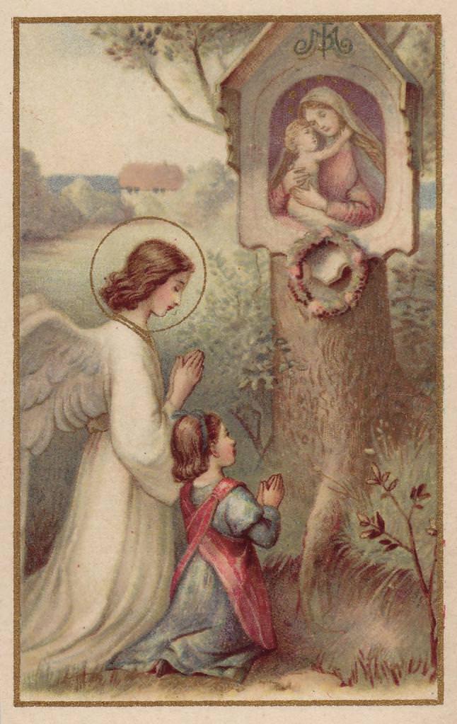 Імена ангелів: список, як дізнатися імя свого ангела-охоронця?